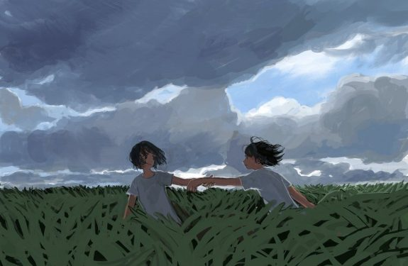 Caption về bầu trời
