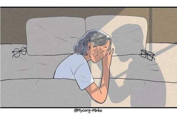 Tus về gia đình buồn