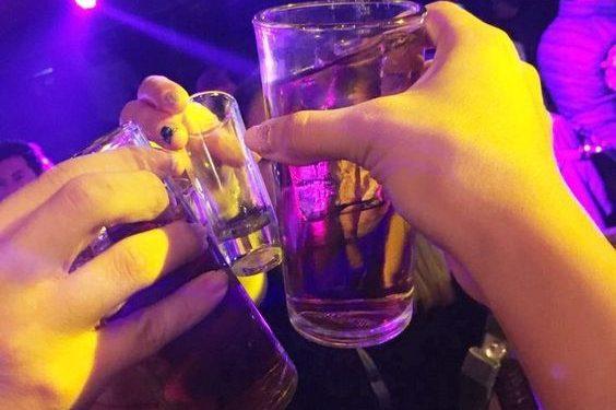 STT về say rượu