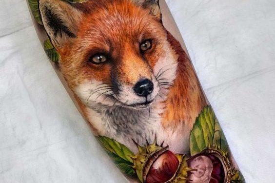 STT Tattoo